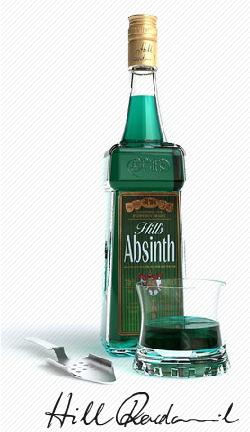Hills Absinth