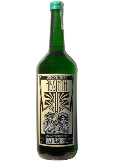 Travellers Hostel Absinth
