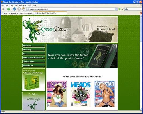 Green Devil.com